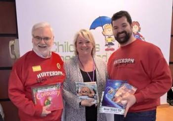 Hunterdon Harmonizers donate children's books to area hospitals   NJ.com